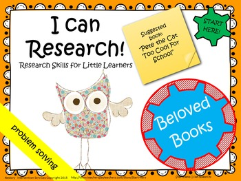 Research Skills with Beloved Books