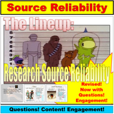 Research PowerPoint : Primary and Secondary Sources
