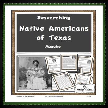 Research Texas Native Americans the Apache