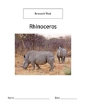 Research This! Rhinoceroses
