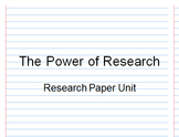 Research Unit Day 1