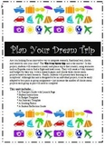 Research Unit Integrating LA & Social Studies: Plan Your Dream Trip