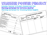 Research Weather Project- Student Directed Learning