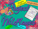 Research Wildflowers - Google Drawing Playlist - Student C