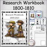 Research Workbook 1800-1810