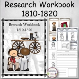 Research Workbook 1810-1820