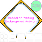 Research Writing Endangered Animals