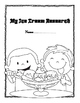 Research Writing Made Easy: Ice Cream