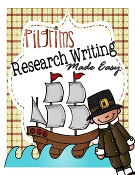 Research Writing Made Easy: Pilgrims