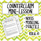 Research Writing Mini Lessons (MLA 8) BUNDLE