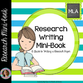 Research Writing Mini-book: Guide for Writing a Research Paper
