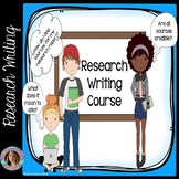 Research Writing Presentation: An Overview of Writing a Research Paper