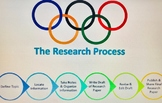 Research Writing Project: Olympic Athletes Set