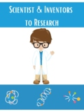 Research a Scientist or Inventor