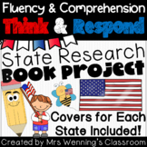 Research a State Book Project!