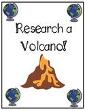 Research a Volcano