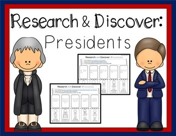 Research and Discover: Presidents