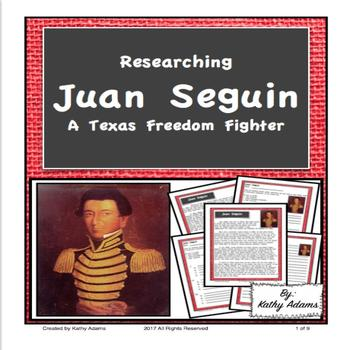 Research and Informative Writing Juan Seguin