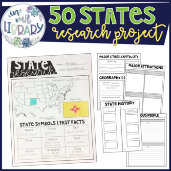 Research and Note Taking {States)
