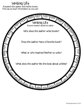 Research in the Round: Author Study