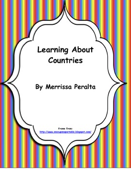 Research on Countries Packet