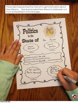 Researching America's 50 Great States