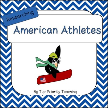 American Athletes Research Activity