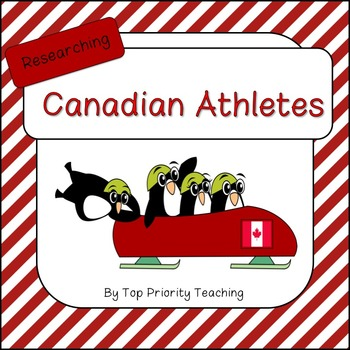 Canadian Athletes Research