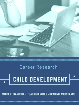 Researching Careers in the Child Development Field