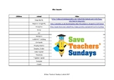 Researching Mini-beasts Lesson Plan and Links