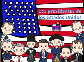 Researching Presidents *SPANISH VERSION*