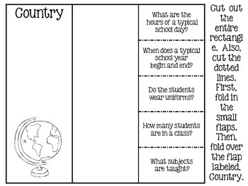 Researching Schools Around the World