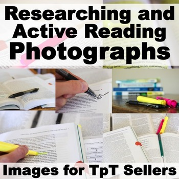 Researching and Active Reading Photographs