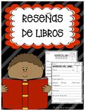 Reseñas de libros