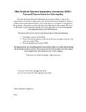 Resident Educator Video Consent