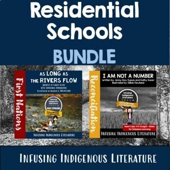 Residential School - Investigating the Injustice through Children's Literature
