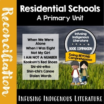 Residential Schools – A Unit for Primary Grades
