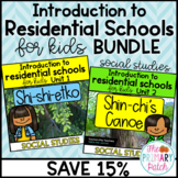 Residential Schools BUNDLE
