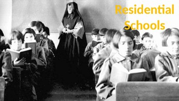 Residential Schools and 3 Day Road