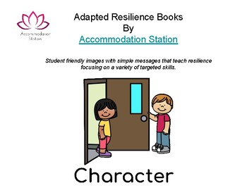 Resilience Adapted Book: Character