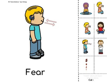 Resilience Adapted Book: Facing Fear