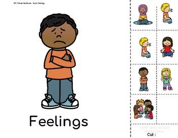Resilience Adapted Book: Feelings