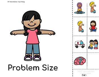 Resilience Adapted Book: Problem Size
