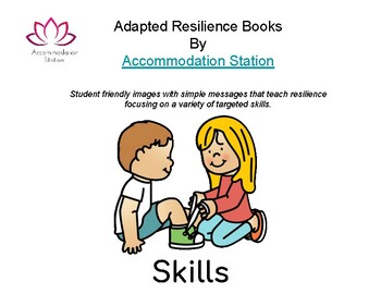 Resilience Adapted Book: Skills
