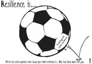 Resilience Worksheet Pack