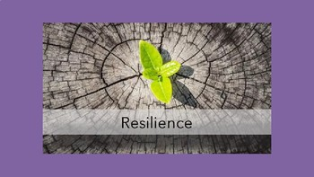 Resiliency- Alberta Health Grade 9 Curriculum