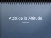 Resiliency Lesson Series - Attitude is Altitude