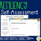 Resiliency Self-Assessment