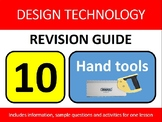 Resistant Materials Wood-Shop Revision Lesson #10: Hand To