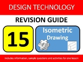 Resistant Materials Wood-Shop Revision Lesson #15: Isometr